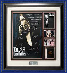 The Godfather Memorabilia