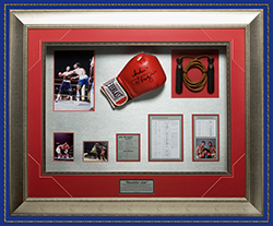 Joe Frazier Glove