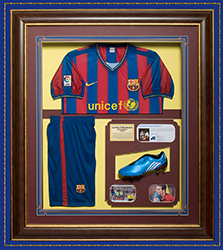 Messi Barce Soccer Jersey